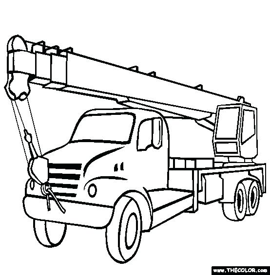 554x565 Focus Pictures Of Trucks To Color Truck Coloring Pages Garbage