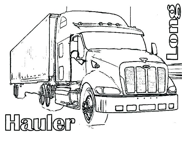 600x464 Digger Coloring Pages Grave Digger Coloring Pages Monster Truck