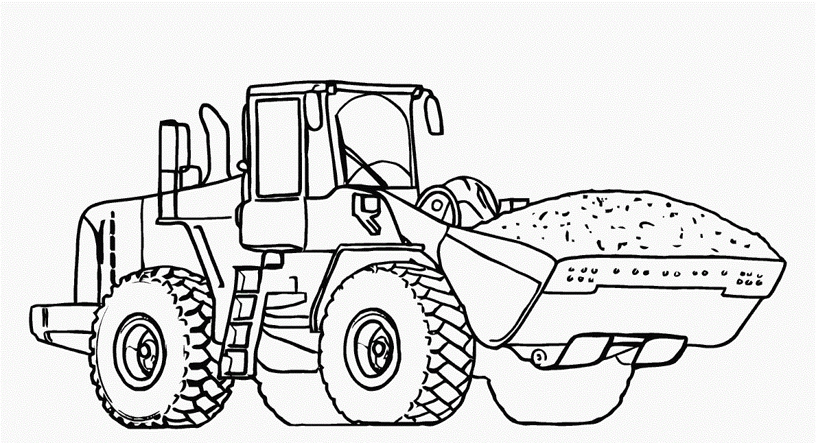 1189x646 Dump Truck Coloring Pages New Dump Truck Coloring Page Printable