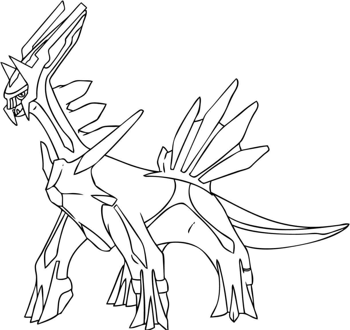 1221x1152 Pokemon Coloring Pages Dragonite