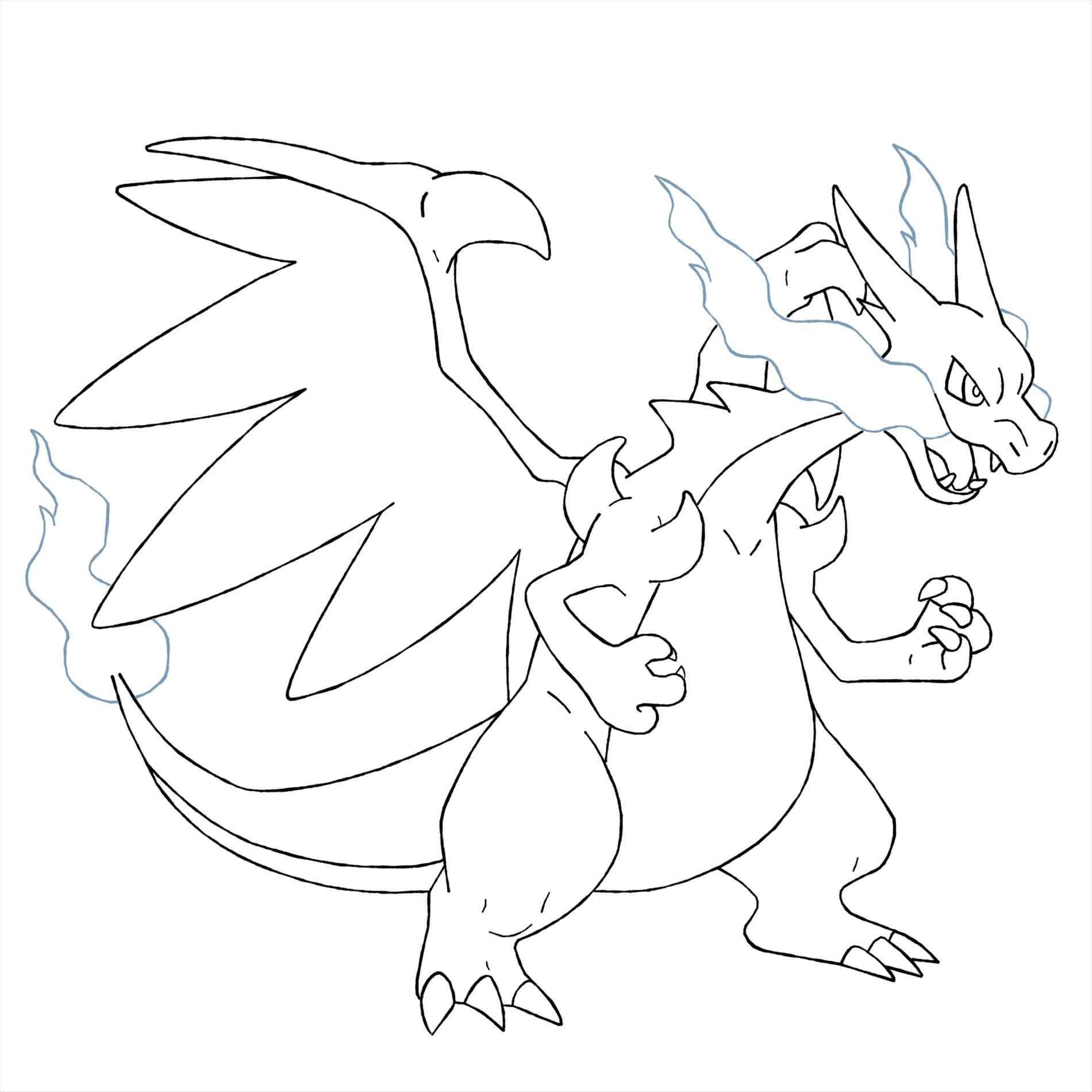 Rayquaza Pokemon Disegni Da Colorare - Colorare Immagini