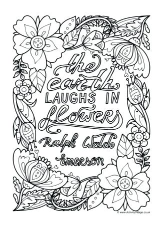 320x453 Fresh Coloring Flower Pages For The Earth Laughs In Flowers