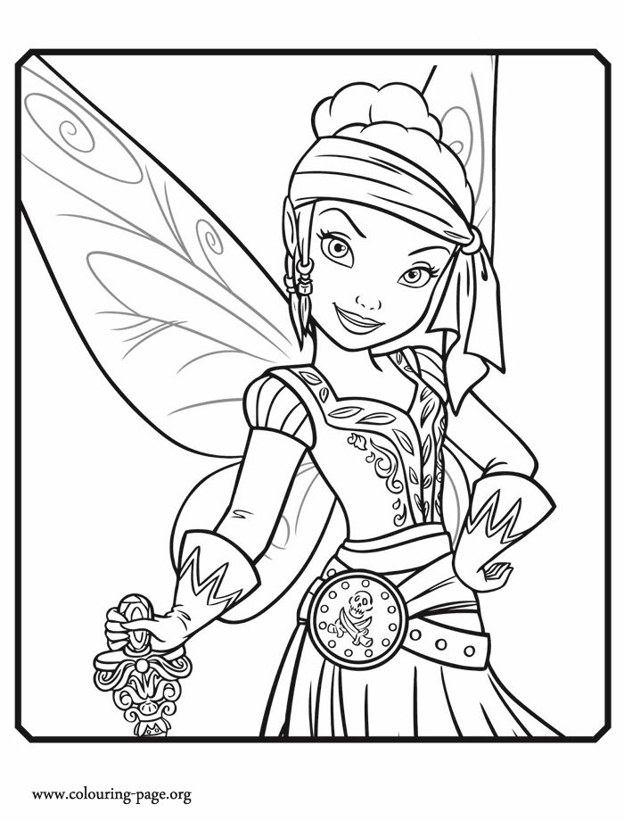 700x920 Fairy Garden Coloring Pages