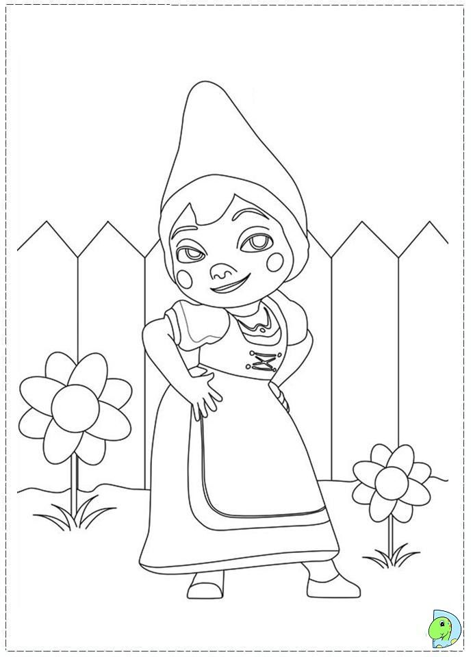 691x960 Best Lineart Gnomes Images On Gnomes, Colouring