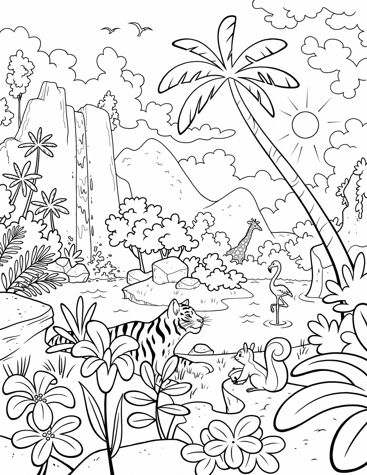 1236x1600 Now Garden Of Eden Coloring Page The Truth Abo