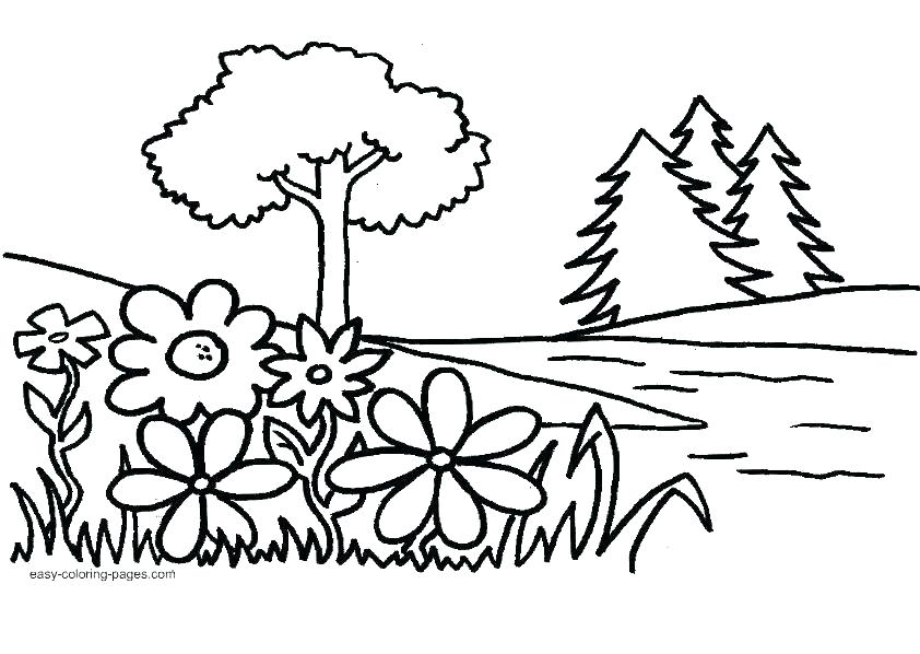 842x598 And Eve Colouring Pages Garden Of Eden Coloring Page