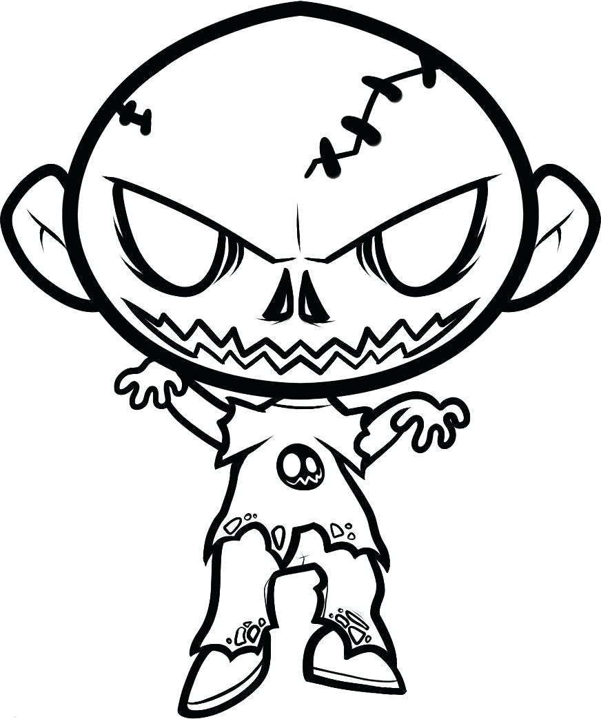 872x1044 Charming Ideas Zombie Coloring Pages Plants Vs Zombies Garden