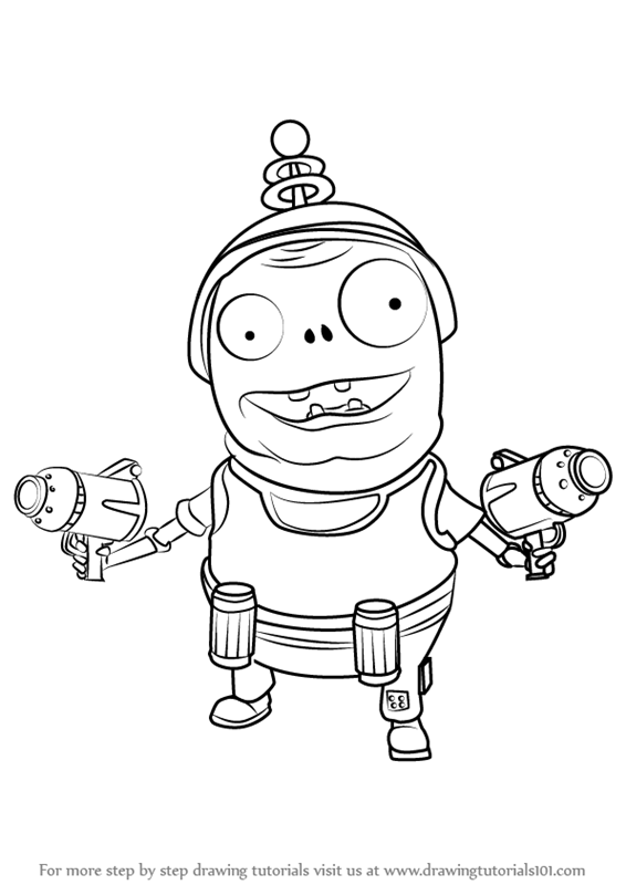 566x800 Plants Vs Zombies Garden Warfare Coloring Pages