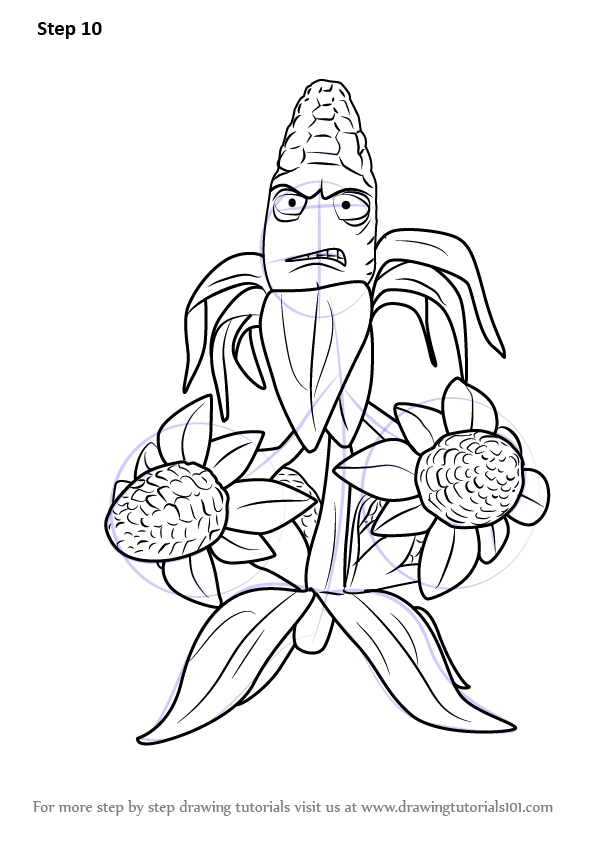 596x842 Pvz Garden Warfare Coloring Pages Collection Free Coloring Sheets