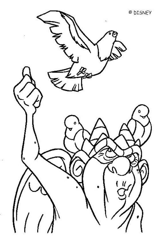 579x850 Best Disney Hunchback Of Notre Dame Coloring Pages Disney