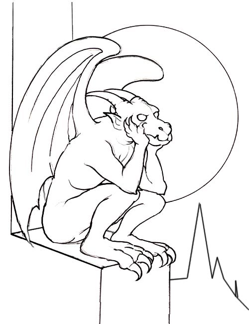 500x650 Kids' Korner Free Coloring Pages