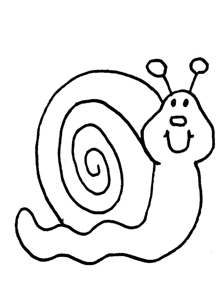 Gary The Snail Coloring Pages At Getdrawings Com Free For Personal