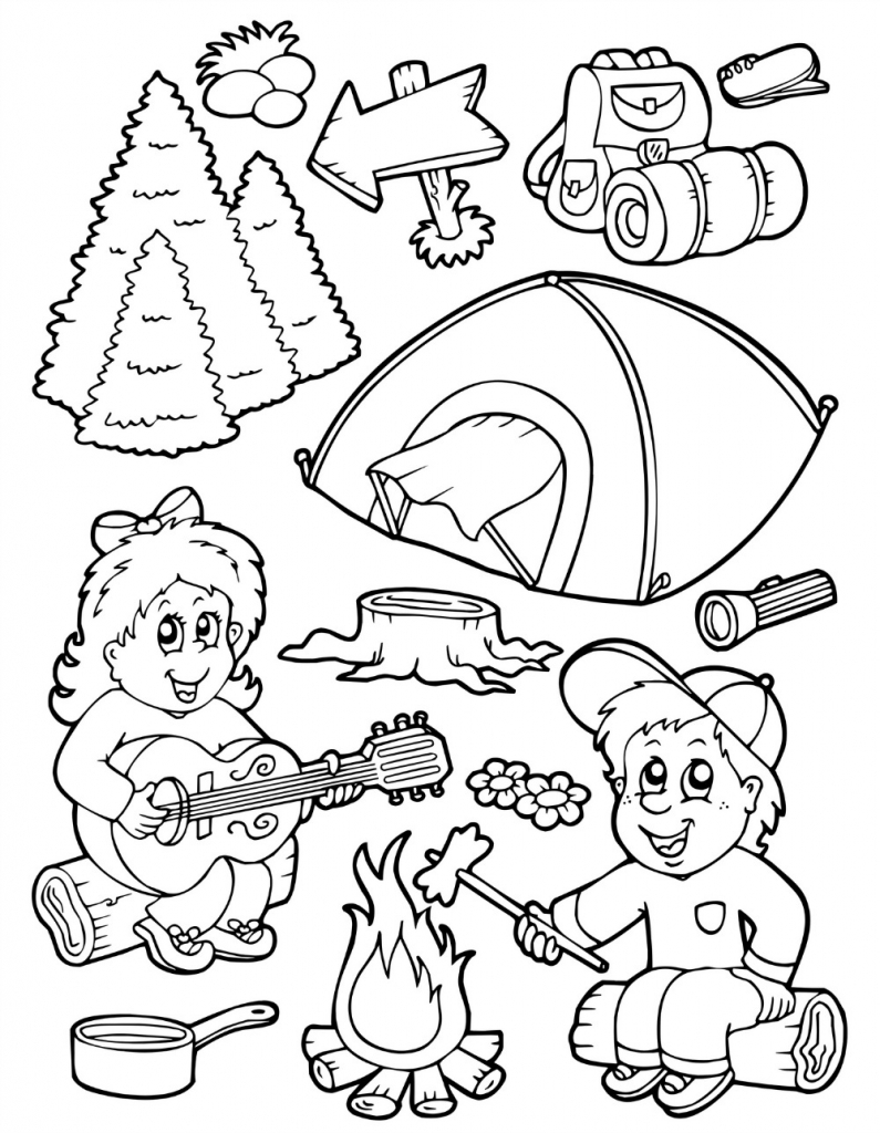 795x1024 Gear Coloring Pages To Print Coloring For Kids