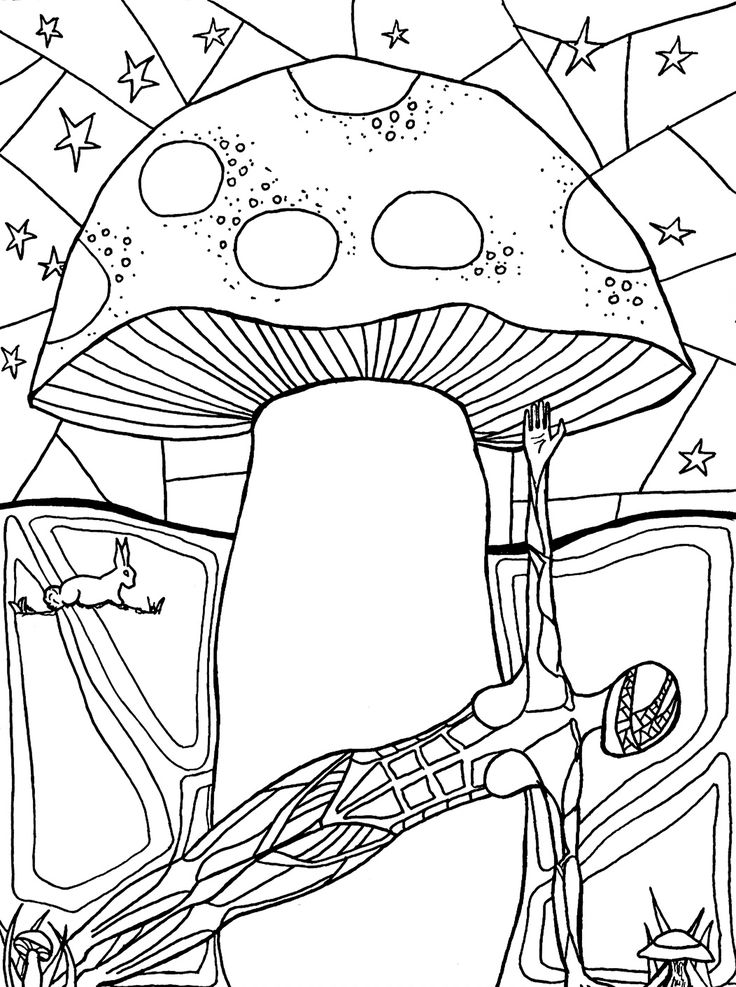 Geek Coloring Pages