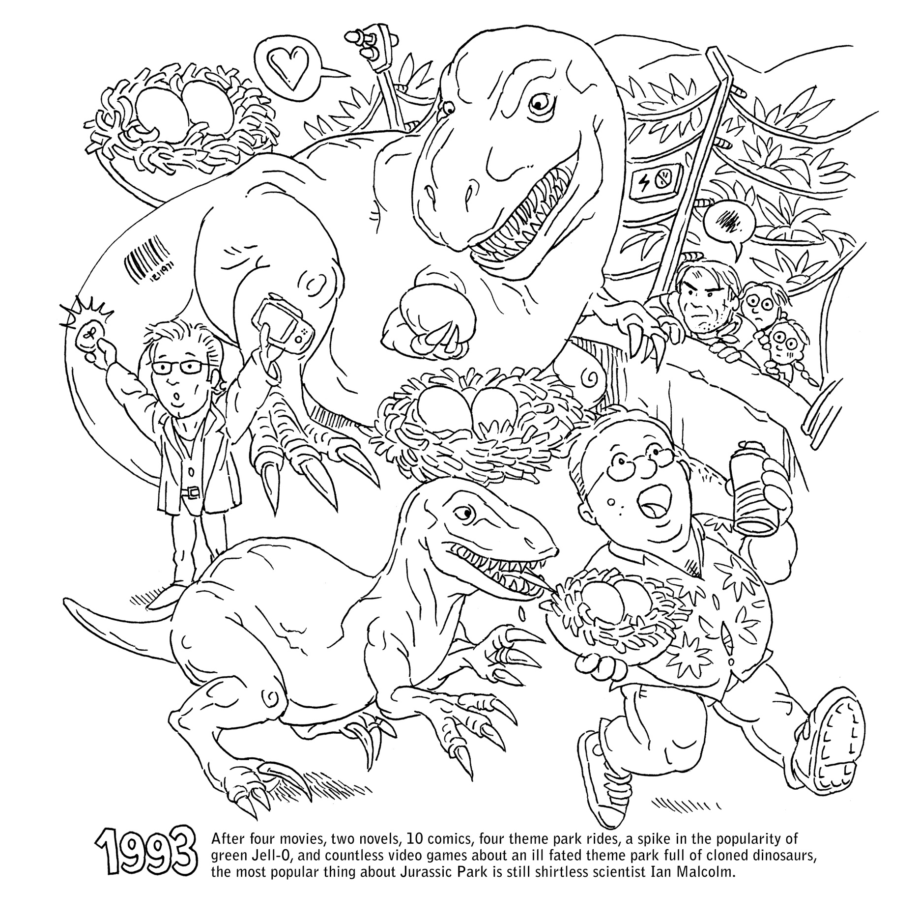 1870x1870 Attractive Geek Coloring Pages Detailed Erf