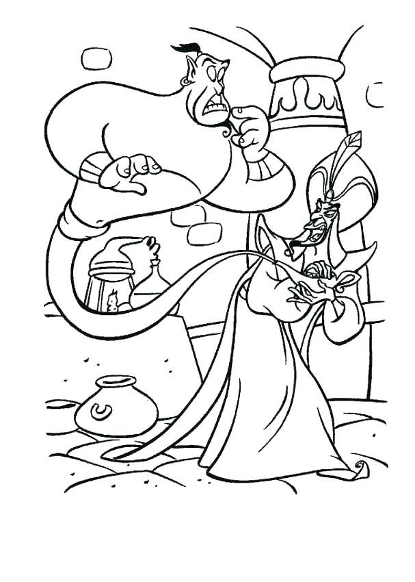 607x850 Jasmine And Coloring Pages Drawing Princess Jasmine And Jasmine