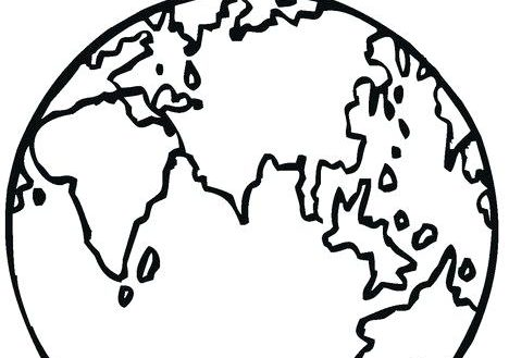 468x329 Geography Coloring Pages Free Collection