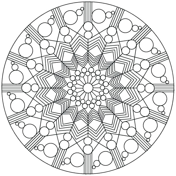 736x736 Geometric Shapes Coloring Pages Geometric Coloring Pages Geometric