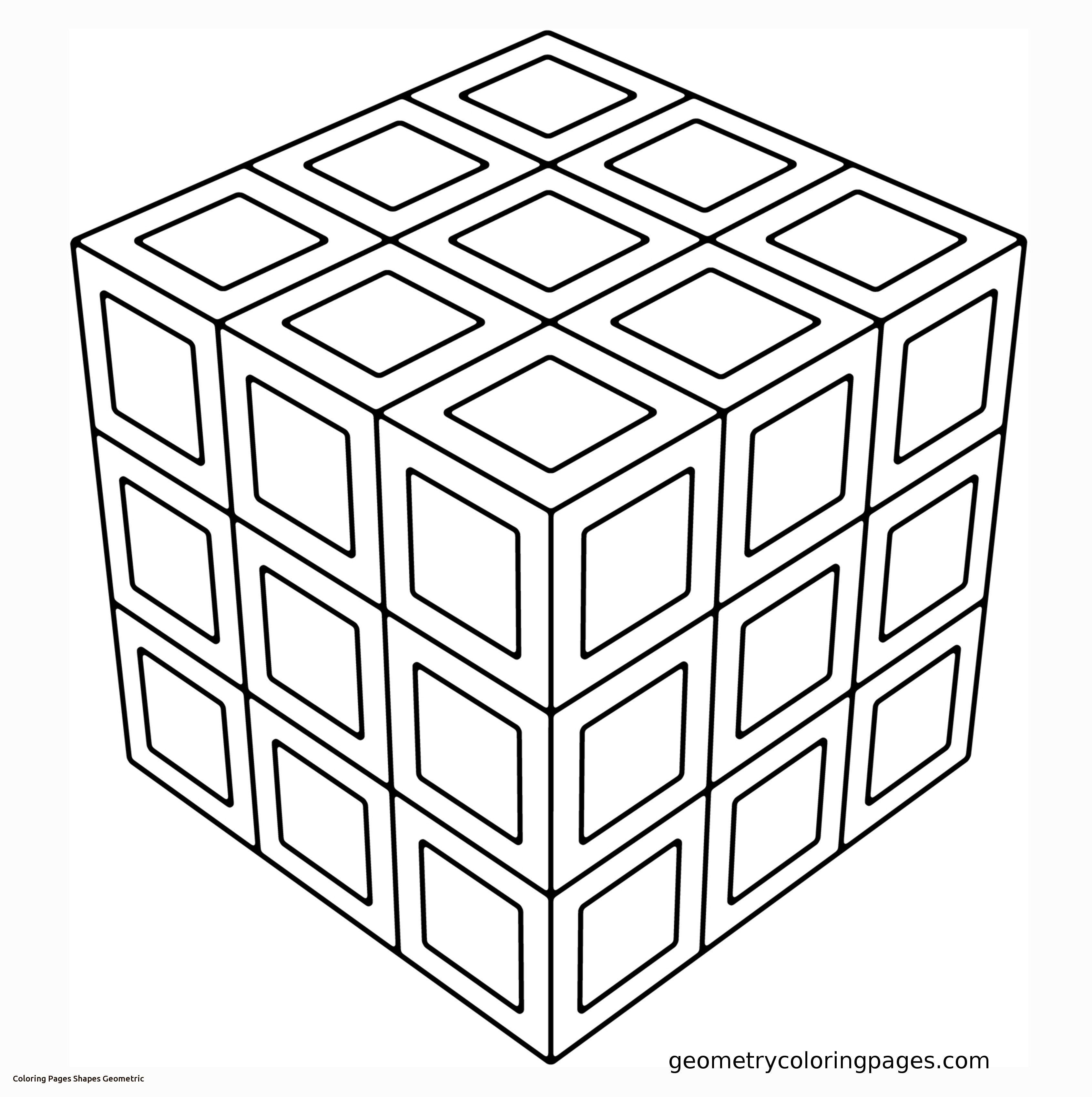3383x3400 Geometric Printable Colorings Coloring Page For Adults Easy