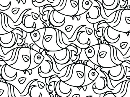 440x330 Pattern Coloring Pages For Adults Pattern Color Pages Pattern