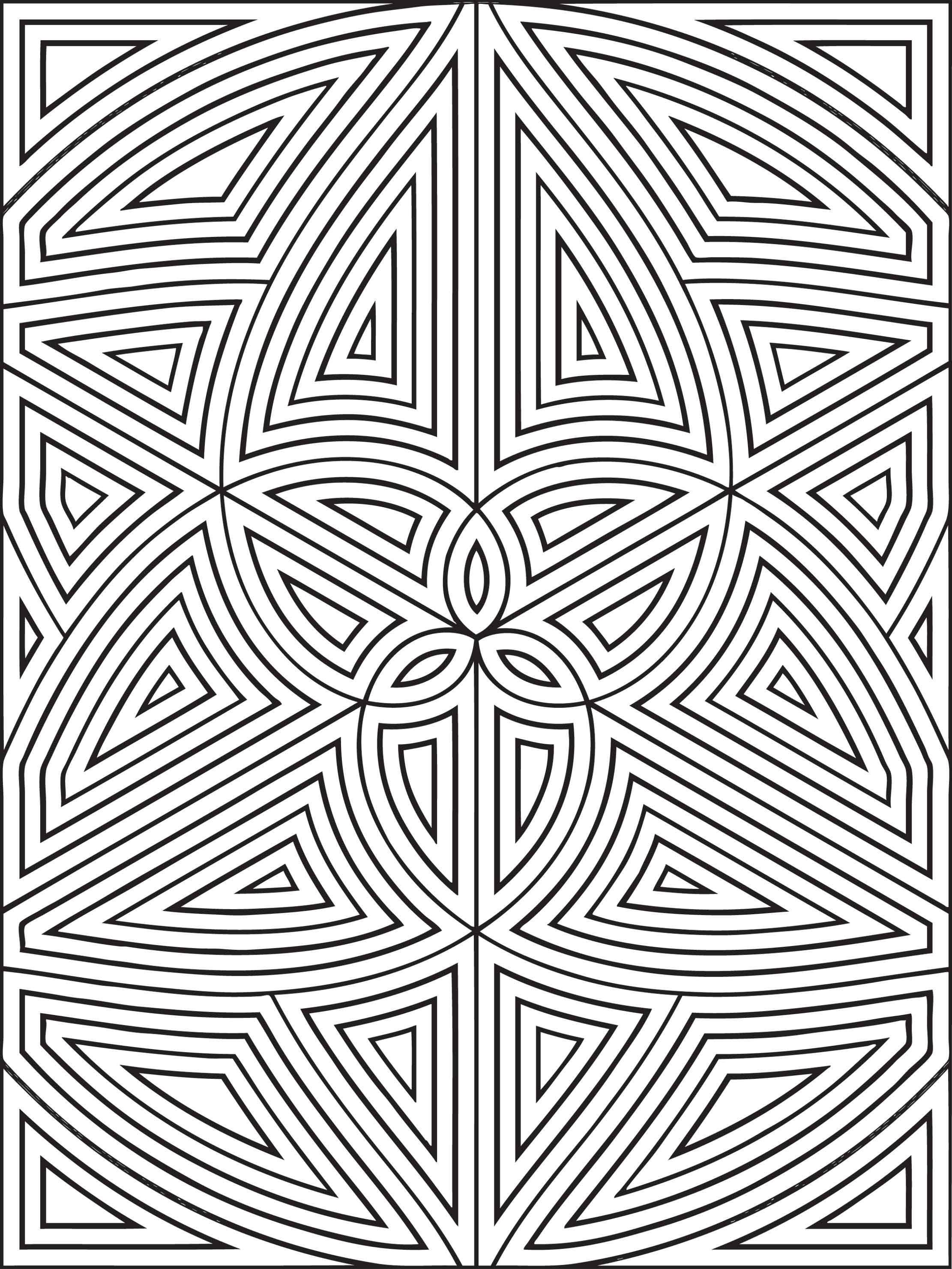 2222x2962 Geometry Coloring Pages Beautiful Free Coloring Pages Of Adult