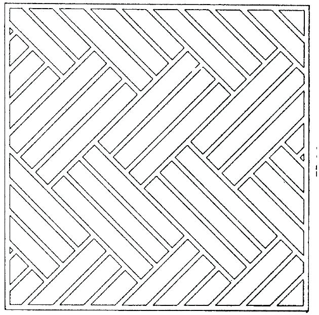 630x623 Geometric Coloring Pages
