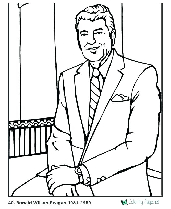 670x820 Us Presidents Coloring Pages Coloring Collection Us Presidents