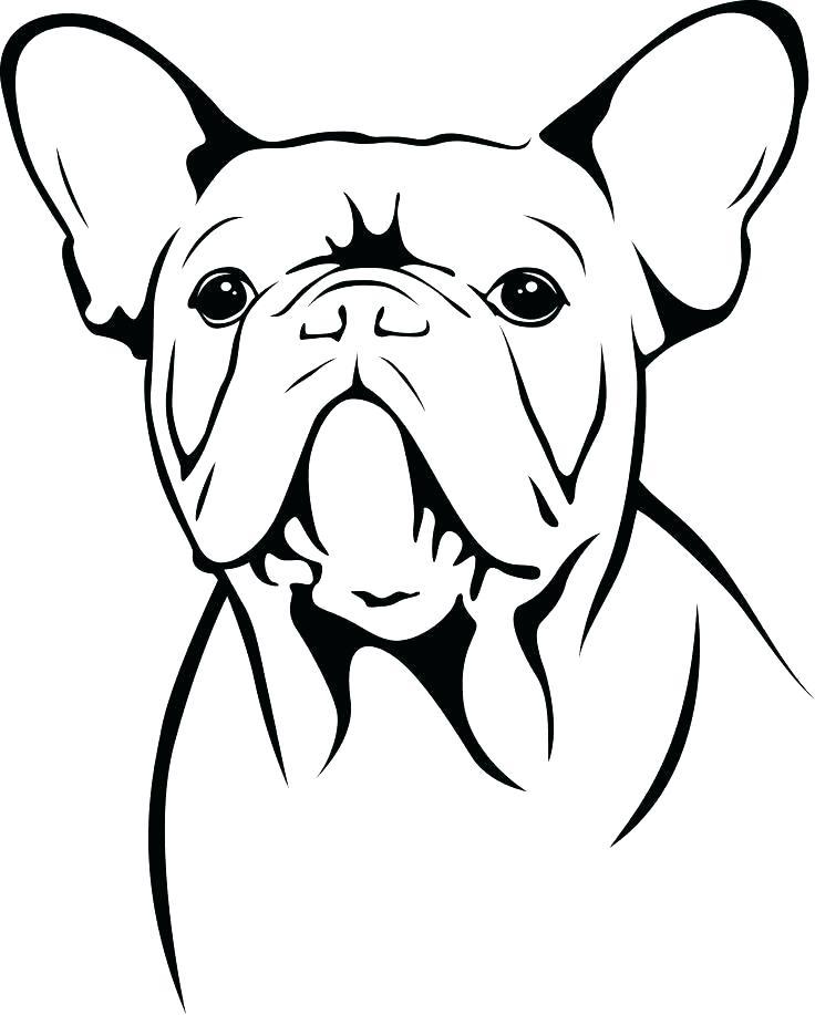 736x917 Ga Bulldog Coloring Pages Bulldogs Colo Fuhrer Von