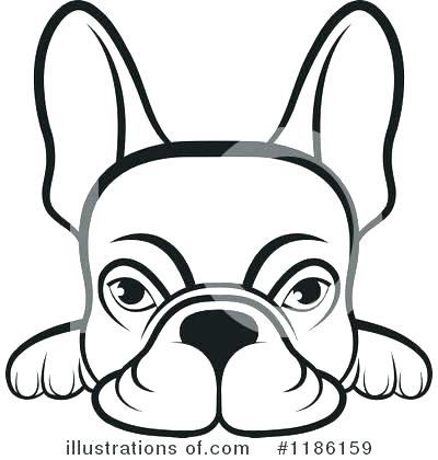 400x420 Georgia Bulldogs Coloring Pages Bulldog Coloring Pictures French