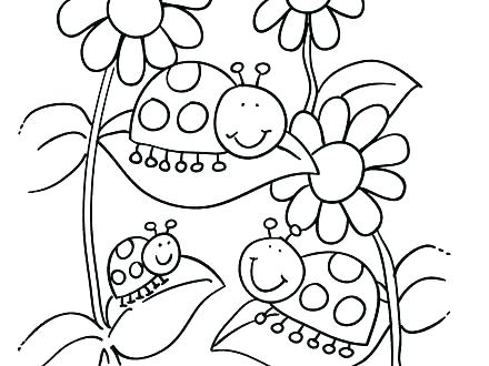 440x330 Exelent Gerber Daisy Coloring Pages Photo