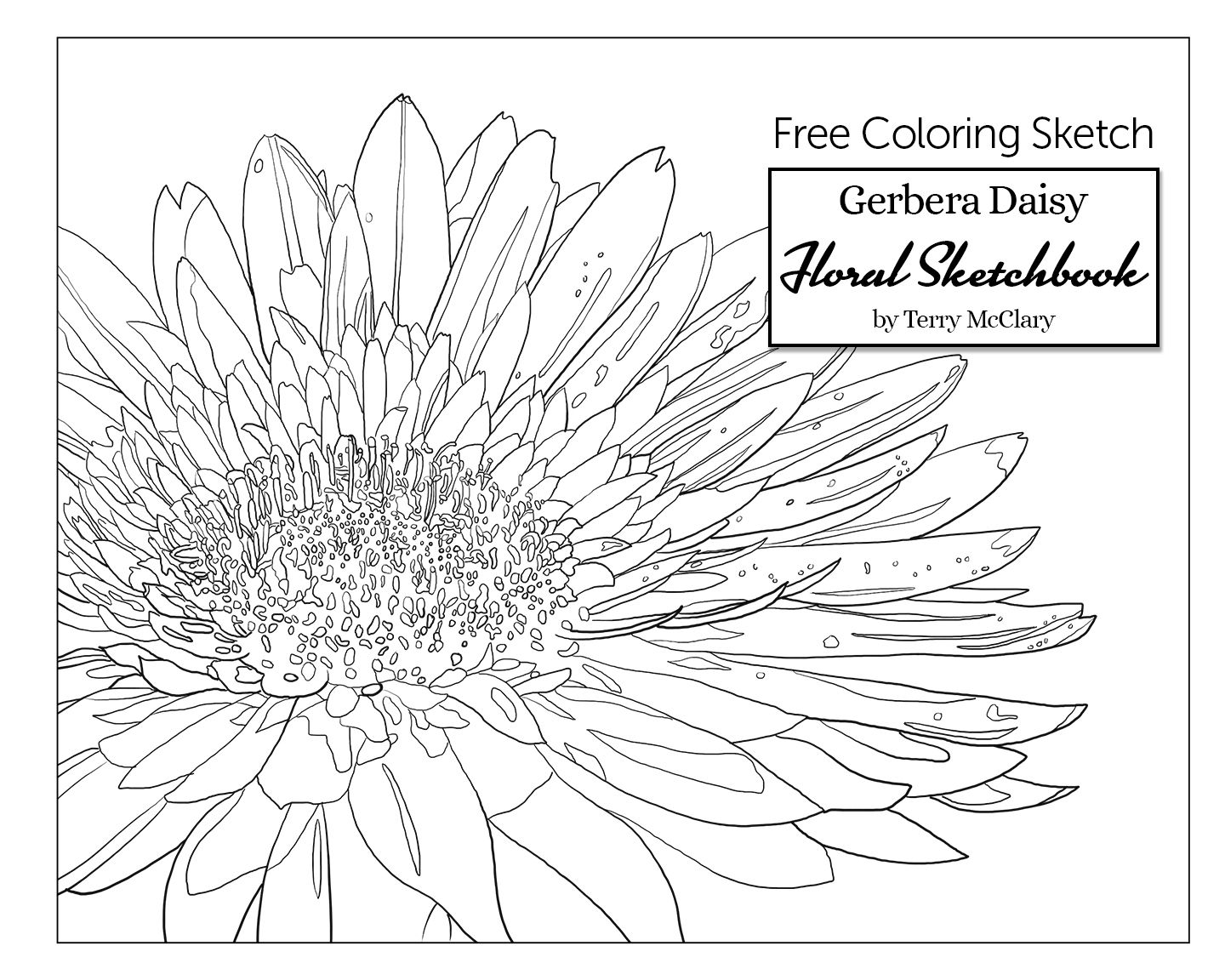 1440x1152 Free Adult Coloring Page