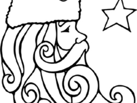 440x330 German Christmas Colouring Pages, German Christmas Coloring Pages