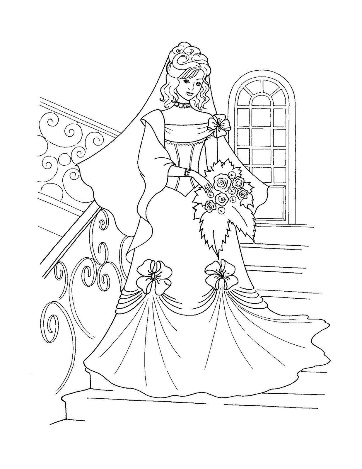 1236x1600 Amazing Pioneering Princess In A Castle Coloring Pages Blockify Co