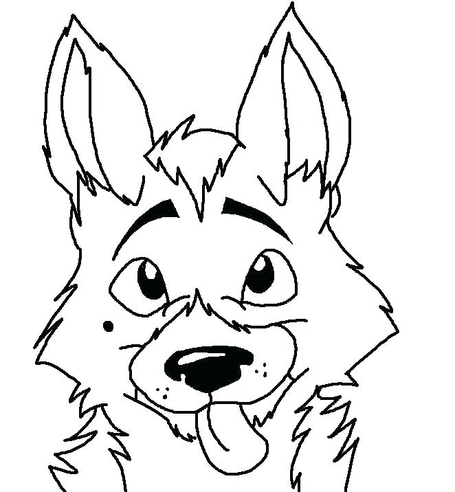 662x716 German Shepherd Coloring Pages Shepherd Coloring Pages Color Bros