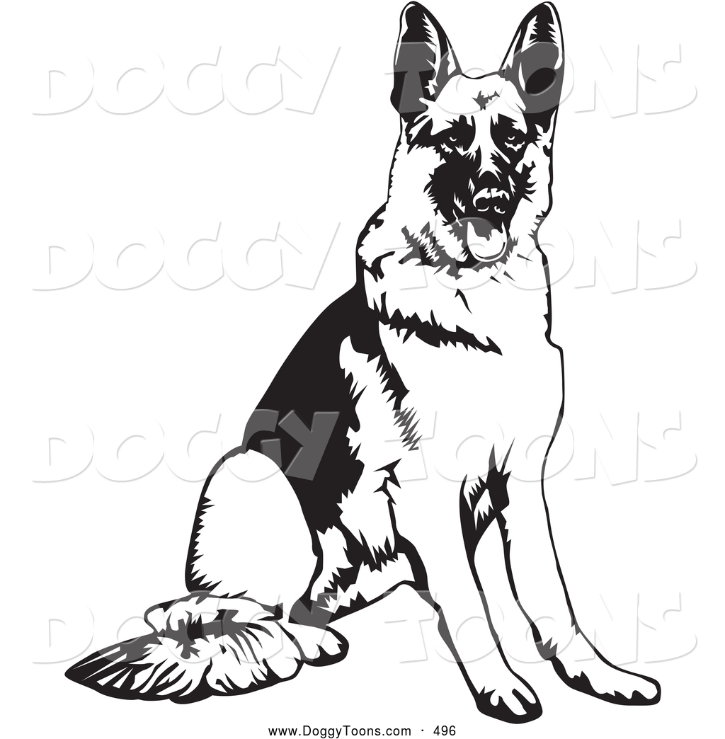 1024x1044 German Pinscher Clipart Coloring Page