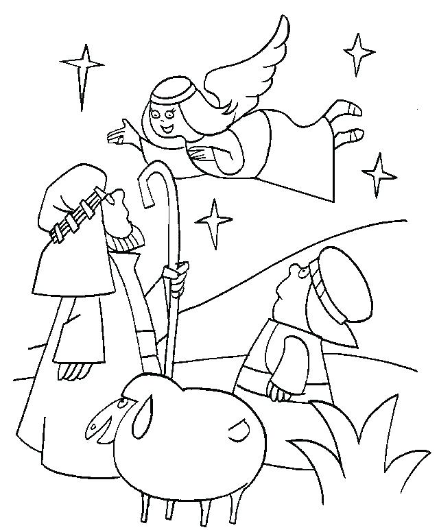640x773 Shepherd Coloring Page Shepherd Coloring Pages Shepherd Coloring