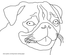 300x225 Dog Breed Coloring Pages Hubpages