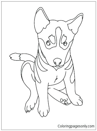 377x509 Germany Coloring Pages