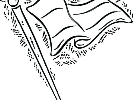 440x330 Flag Of Germany Coloring Page Home Pages Y S German Colouring
