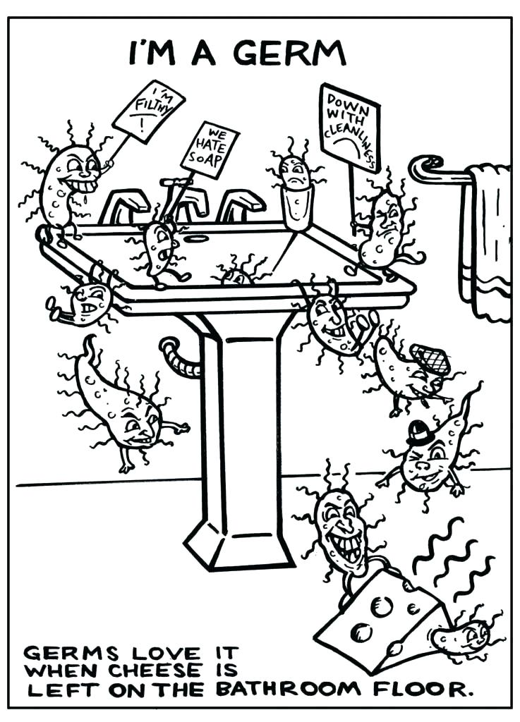 737x1024 Hand Washing Coloring Pages Hand Washing Coloring Pages Hand