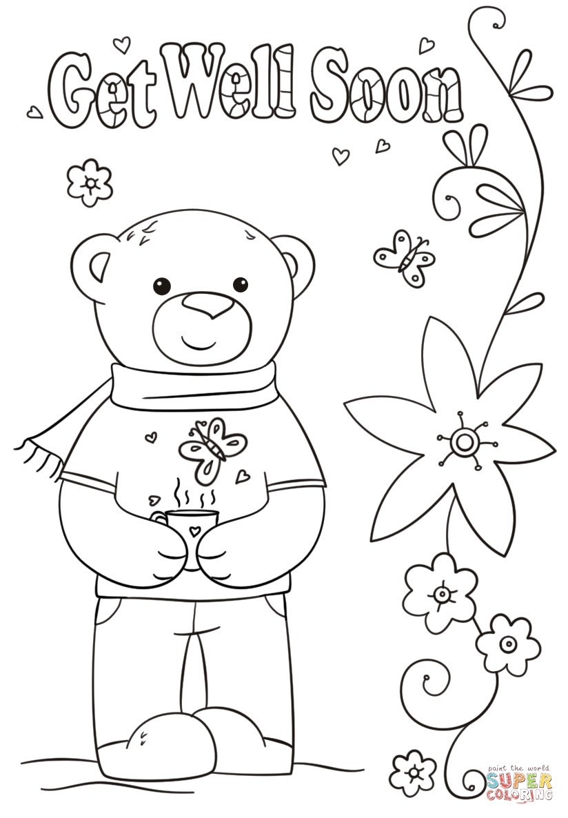 824x1186 funny get well soon coloring page free printable pages simple