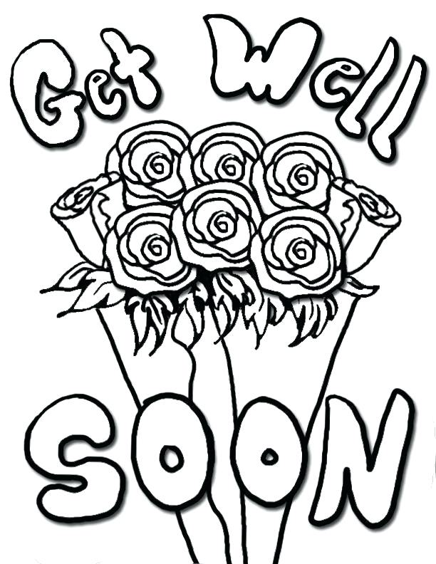 612x792 Get Well Coloring Pages How Do Dinosaurs Get Well Soon Coloring