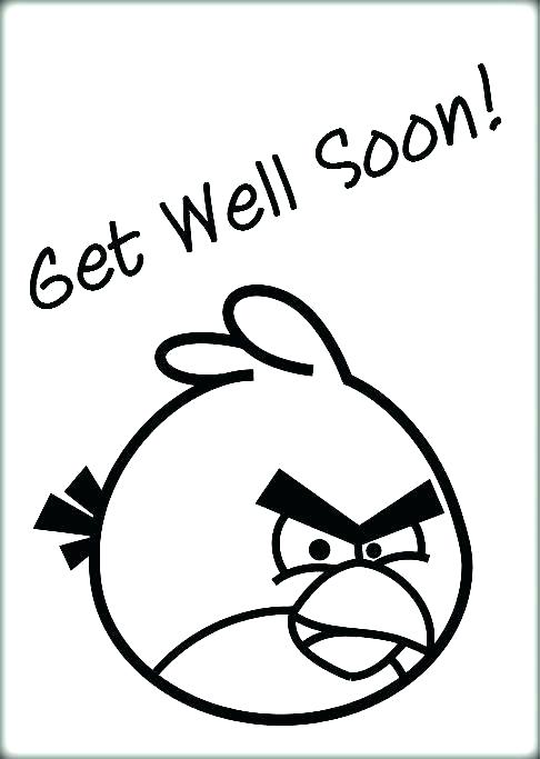photograph relating to Get Well Soon Printable Cards referred to as Acquire Effectively Shortly Printable Coloring Web pages at