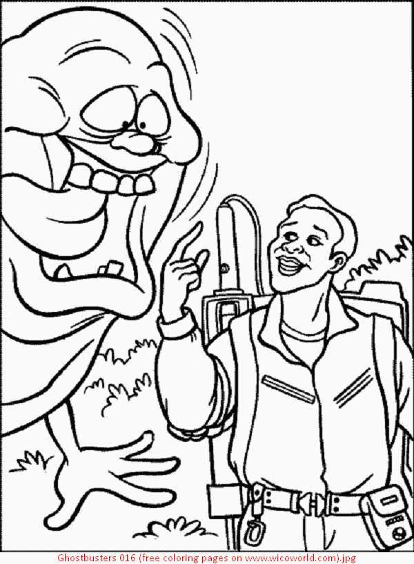 600x817 Ghostbusters Coloring Pages Beautiful Ghostbusters Free Coloring