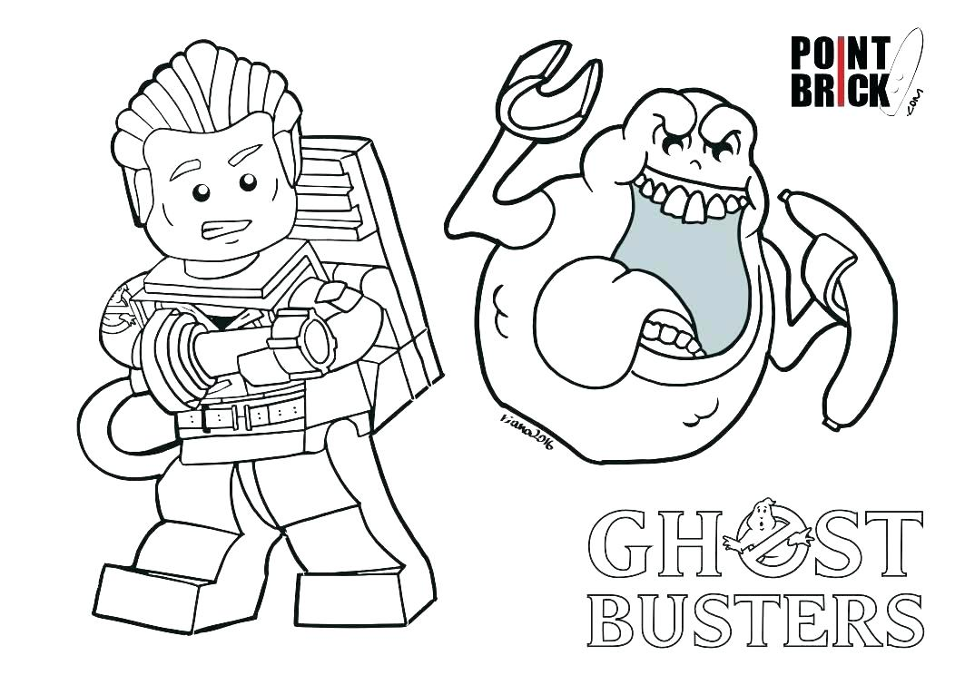 1052x744 Ghostbusters Coloring Pages Coloring Pages Photo Ghostbusters