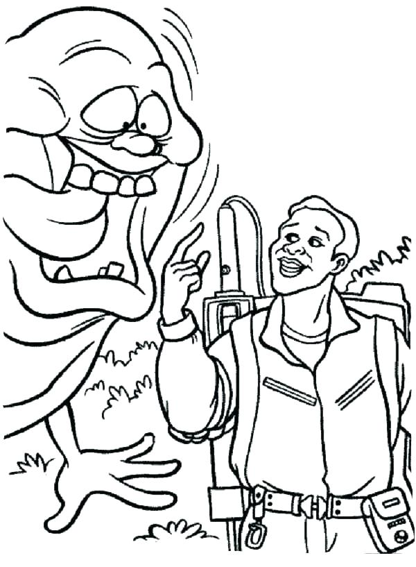 600x817 Ghostbusters Coloring Pages Coloring Pages Coloring Pages S