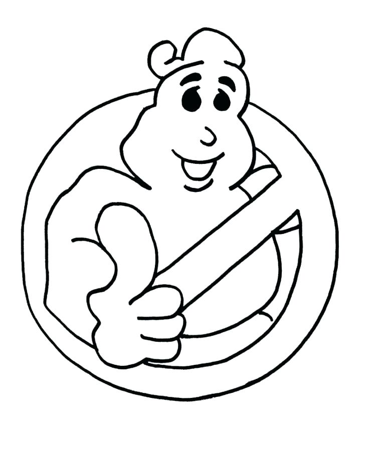 768x896 Ghostbusters Coloring Pages Coloring Pages Free Download Amazing