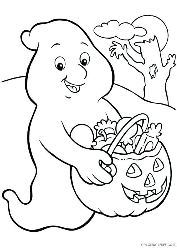 600x840 Ghost Coloring Page Ghost Coloring Pages Ghostbusters Car Coloring
