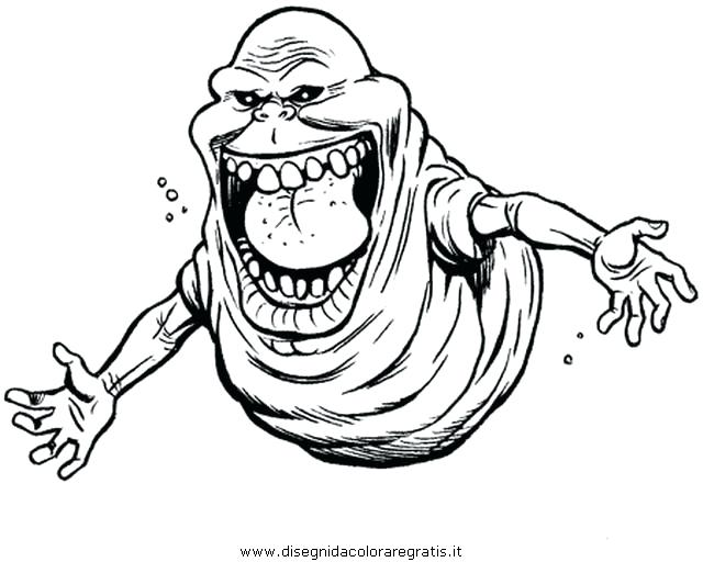 640x512 Ghostbusters Coloring Pages Best Coloring Pages Online