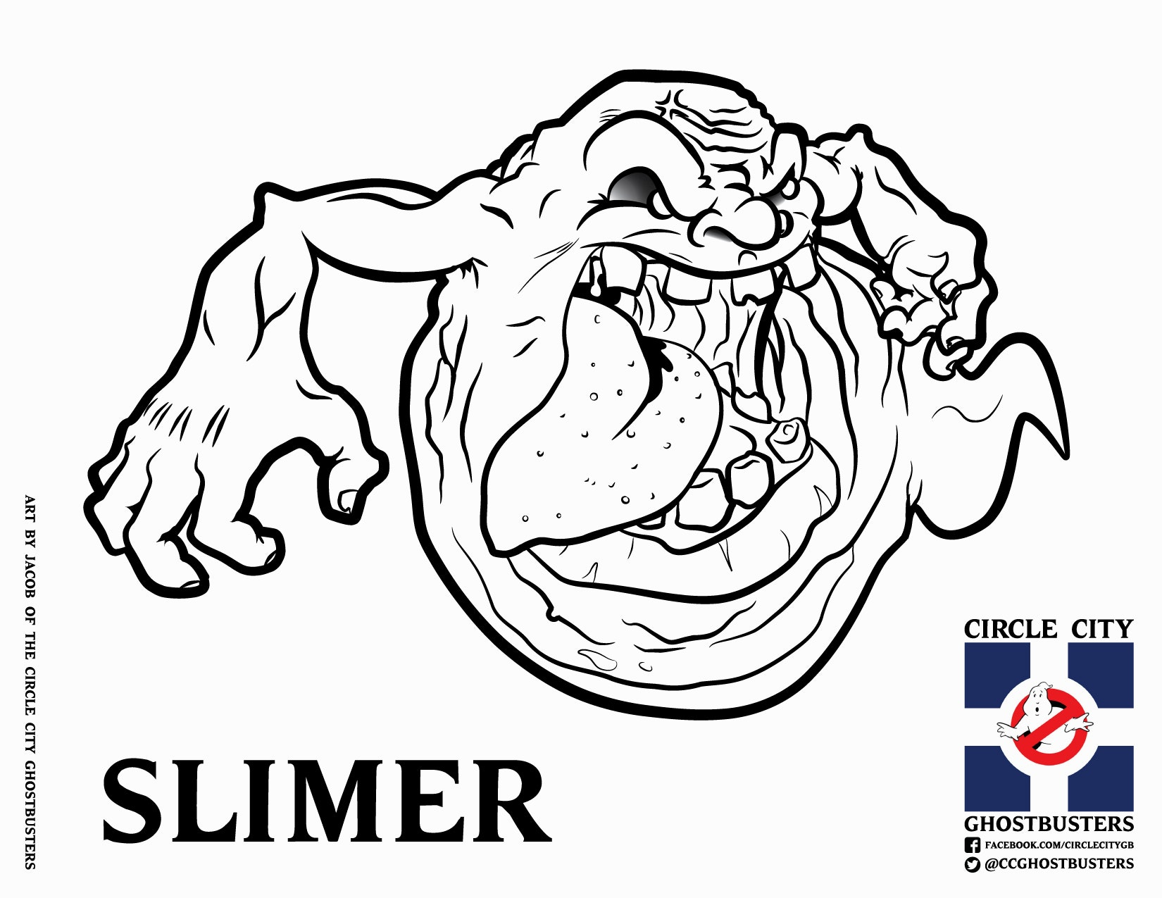 1650x1275 Awesome Ghostbusters Coloring Pages Printable General Sheet Free